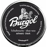 Burgol Palmenwachs Schuhcreme 100ml, SCHWARZ