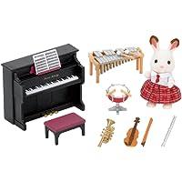 Sylvanian Families - 5106 - Mini-poupée - Set Leçon De Musique