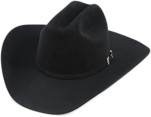 c5c85eb250c Resistol Men s Black Gold Hat at Amazon Men s Clothing store  Cowboy Hats
