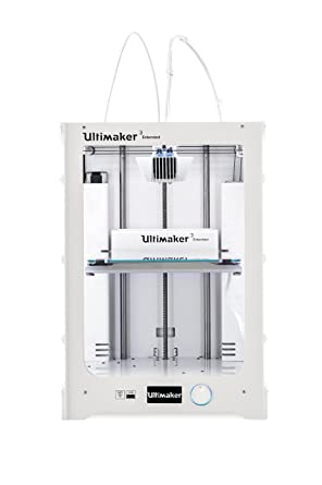 Impresora 3D Ultimaker 3 Extended de doble extrusor y gran ...