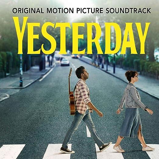Yesterday Soundtrack by Amazon