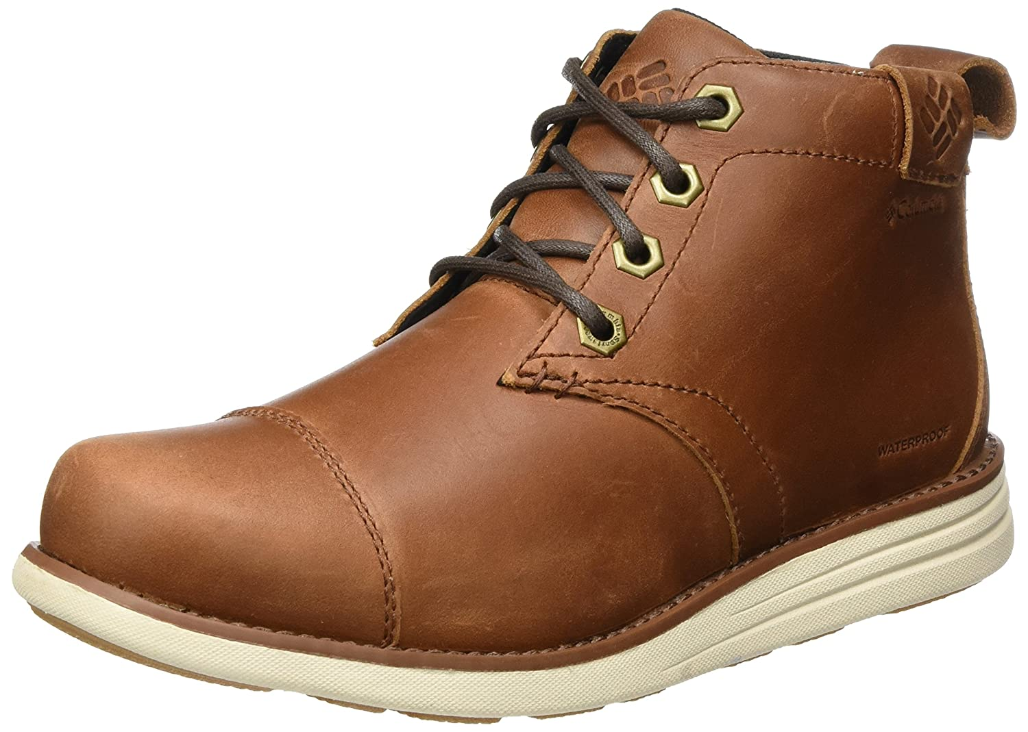 Columbia Herren Cinnamon/Maple Irvington Ltr Wp Chukka Boots, Cinnamon/Maple Herren Braun (Cinnamon/ Maple) 431b96