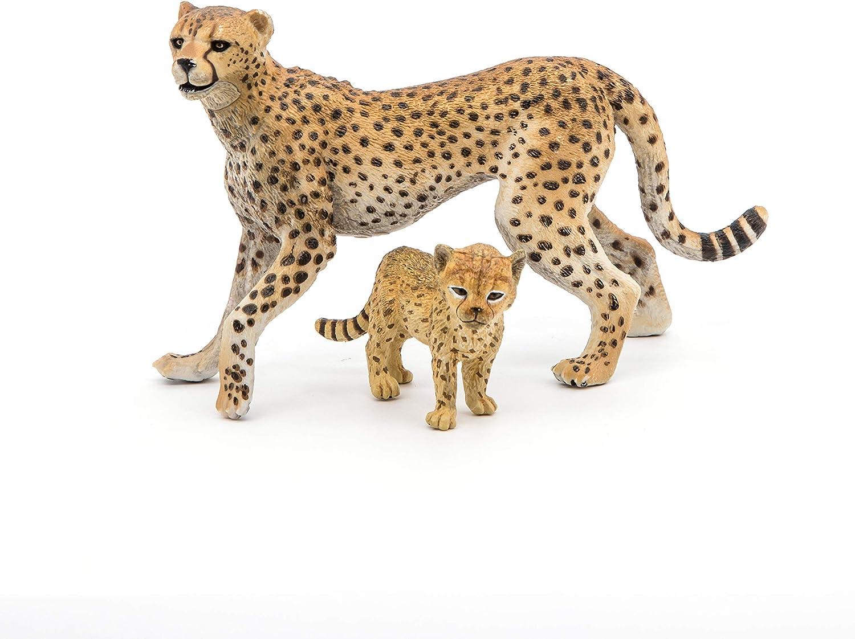 Schleich Cheetah Cub Wild Life Figure Toy Figure 14747 NEW