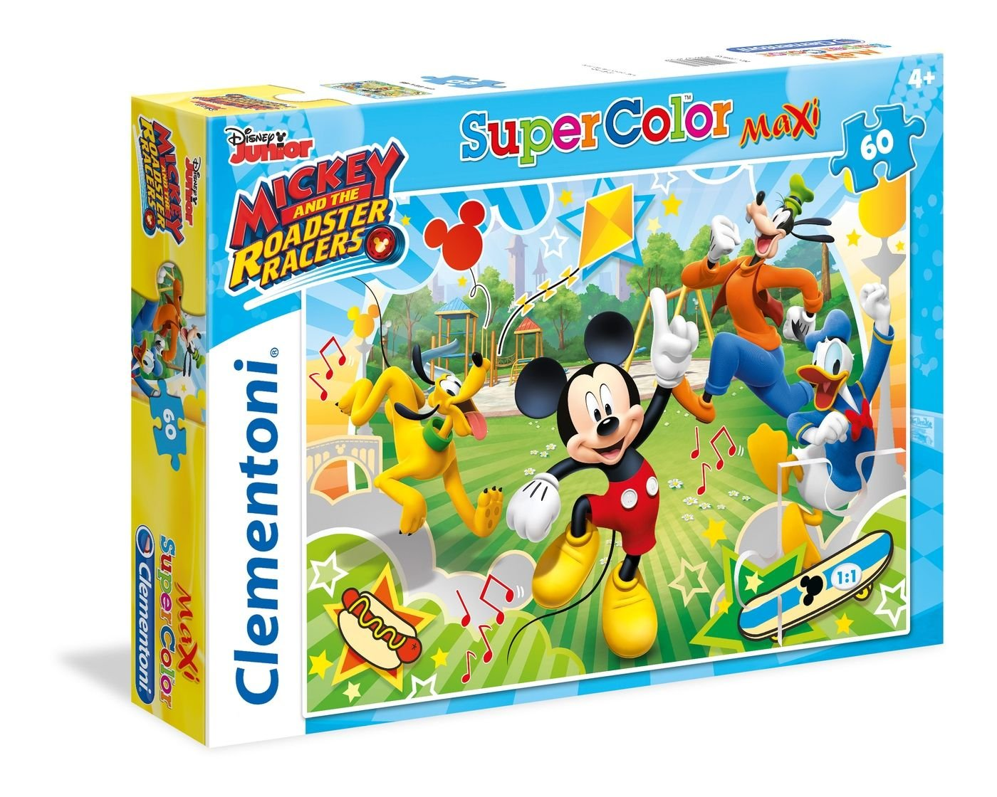 Clementoni Peppa Pig Maxi Puzzle 60 Pezzi 26438
