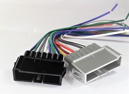 dodge ram stereo wiring sony amazon com carxtc radio wire harness installs new car stereo fits  wire harness installs new car stereo