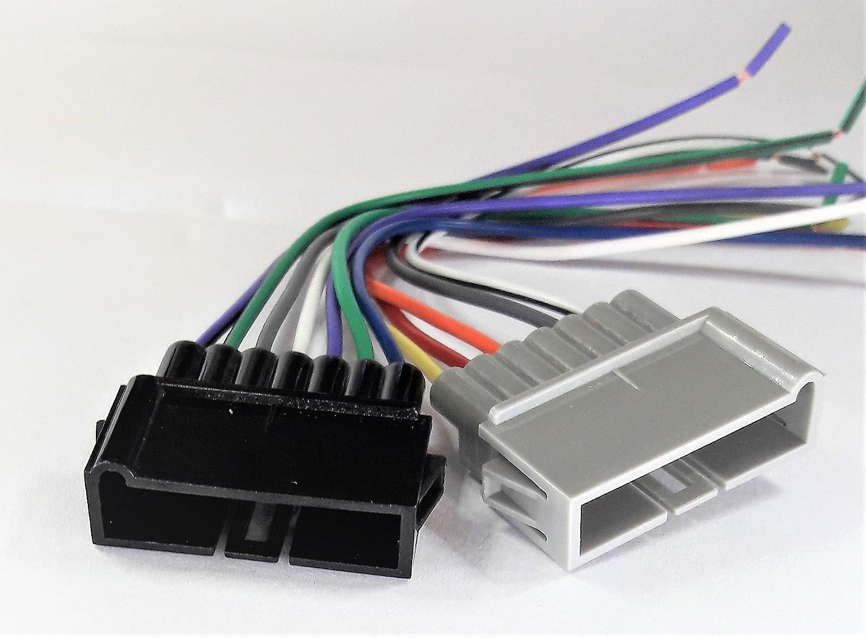 Carxtc Radio Wire Harness Installs New Car Stereo Fits Dodge Ram Van 1984 To 2001 Electronics