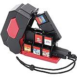 Nintendo Switch専用カードケース+Joy-Conストラップ収納 (The Mercenary)ニンテンドースイッチ用ゲームカードポケット