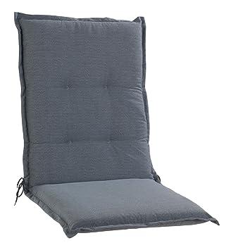 Sesselauflage Sesselpolster Stuhlpolster Stuhlauflage Mittellehner Natur 50x110