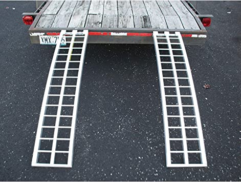60in.L x 12in.W 2,500 lb Set Trailers 2 Five Star Aluminum Ramp Capacity Per Pair