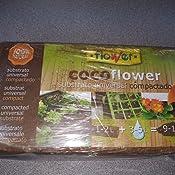 Flower 80070 80070-Coco, 9 l, No Aplica, 10.5x21x5.5 cm: Amazon.es ...