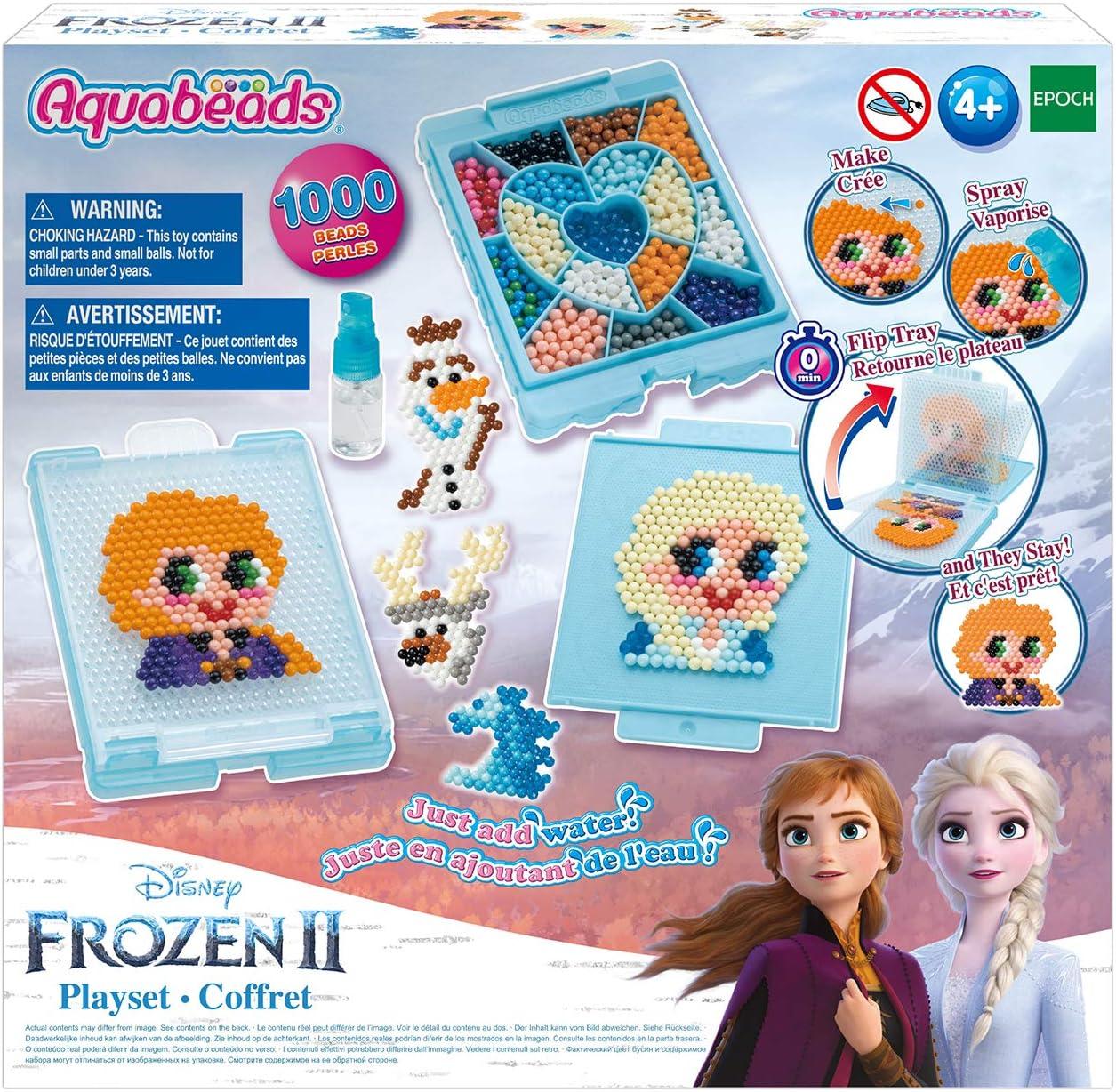 Aquabeads 31369 Frozen 2 - Set de Juegos: Amazon.es: Juguetes y juegos
