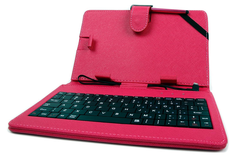 duragadget custodia ttastiera  DURAGADGET Tastiera   Custodia per Huawei MediaPad M3   X2   T1 8.0 ...