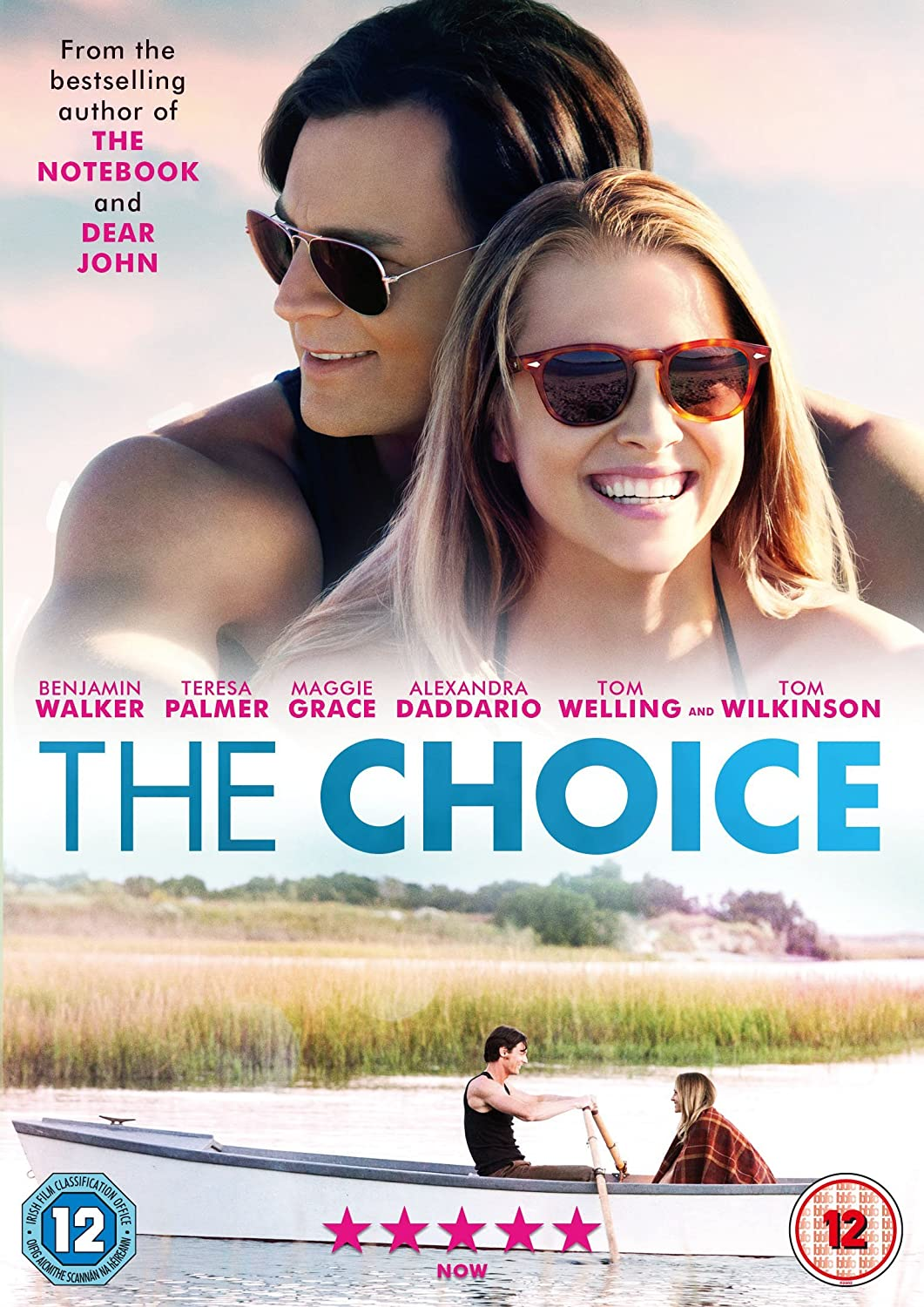 the choice dvd amazon co uk benjamin walker teresa the choice dvd 2016 amazon co uk benjamin walker teresa palmer maggie grace tom welling tom wilkinson alexandra daddario brad james anna enger