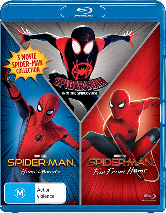 Top 8 Bluray Far From Home