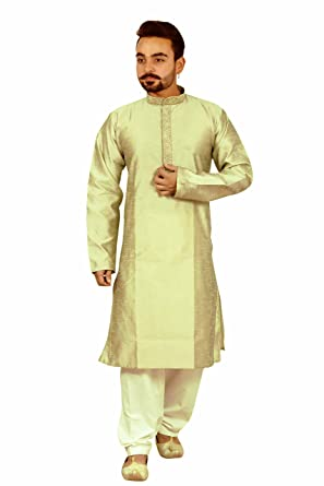 56dba9835ea Men s Indian Traditional Sherwani kurta with Shalwar kameez for BOLLYWOOD  theme Men Party   EID 816
