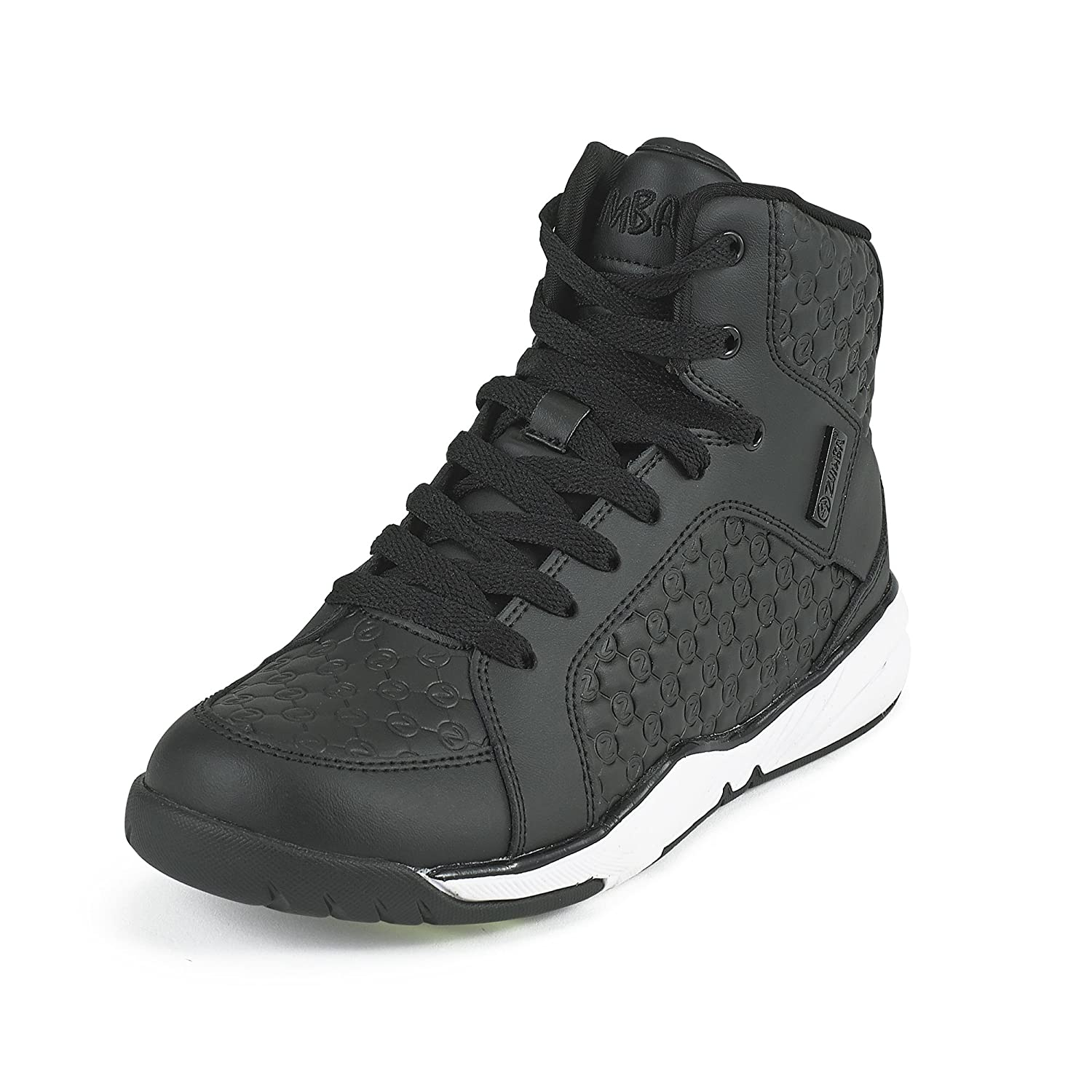 [zumba] レディース Street Boss B0798SD3TT 5 B(M) US|Basic Black Basic Black 5 B(M) US
