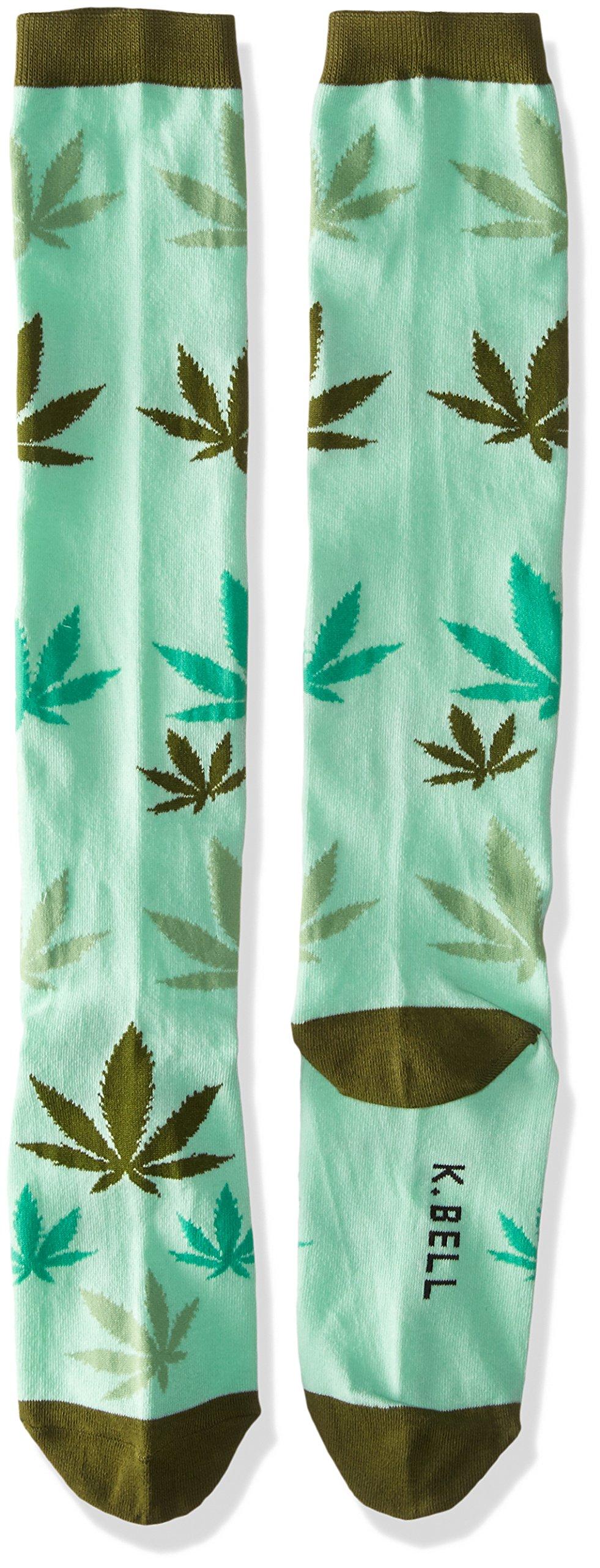 K. Bell Socks Women'S Fun Novelty Design Knee High Socks -
