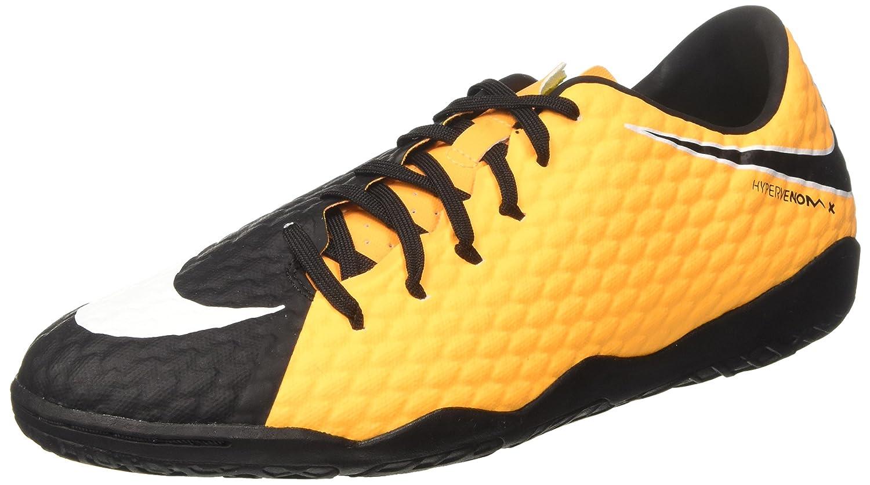Hypervenomx Finale II TF, Chaussures de Football Homme, Orange (Laser Orange/Black-White-Volt-White), 45 EUNike