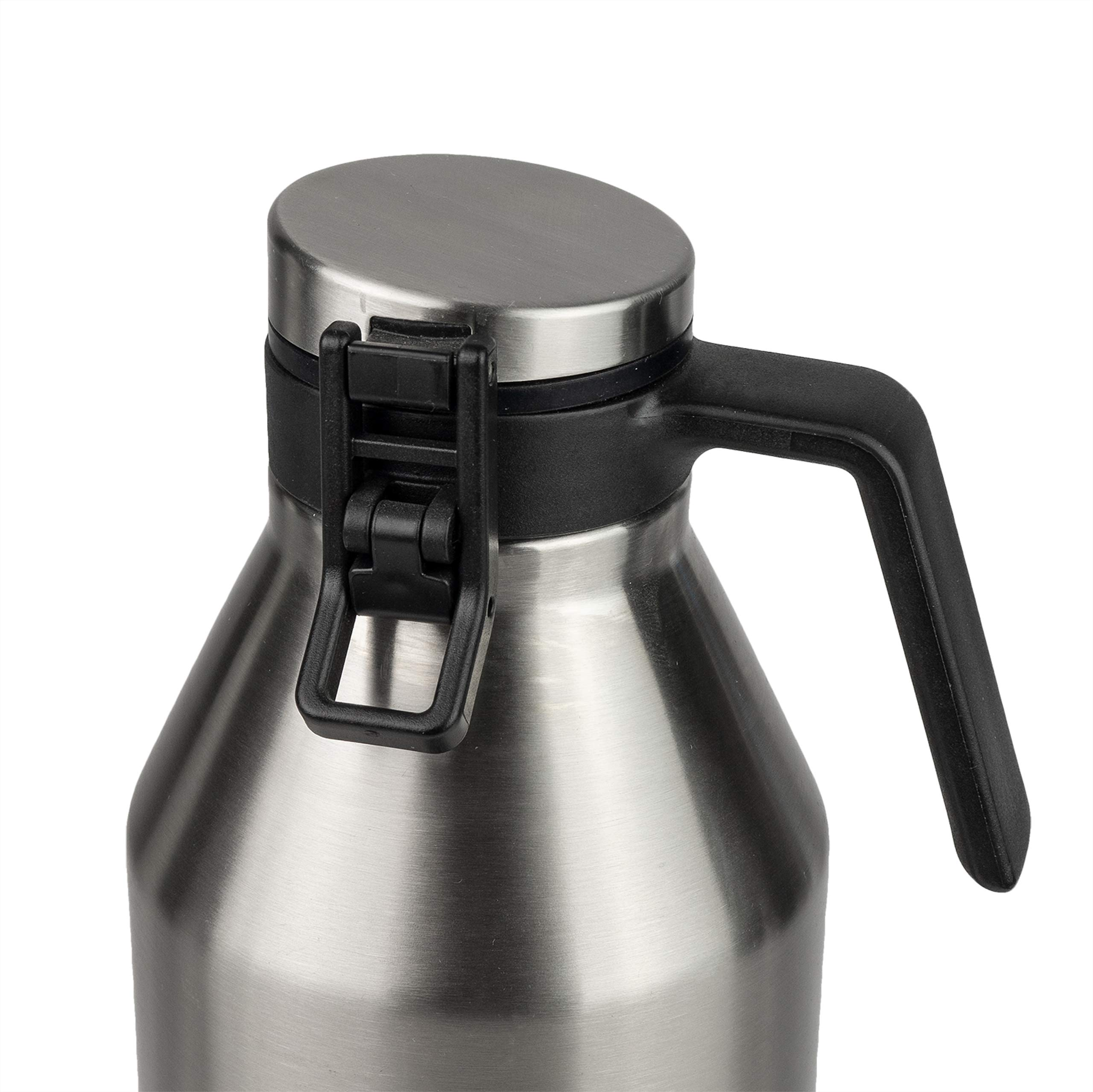 MiiR 64oz Insulated Growler for Beer - Stainless by MiiR (Image #3)