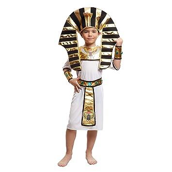 My Other Me Me-203372 Disfraz egipcio para niño, 10-12 años ...