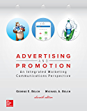 Advertising and Promotion: An Integrated Marketing Communications Perspective (Irwin Marketing)