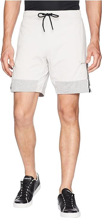 abrazo Absay Grapa  Amazon.com: Pantalones cortos deportivos de algodón Adidas para ...