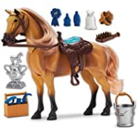 SUNNY DAYS-Entertainment), diseño con lazo, color azul Champions caballo Deluxe: Cuarto de caballo Juguete