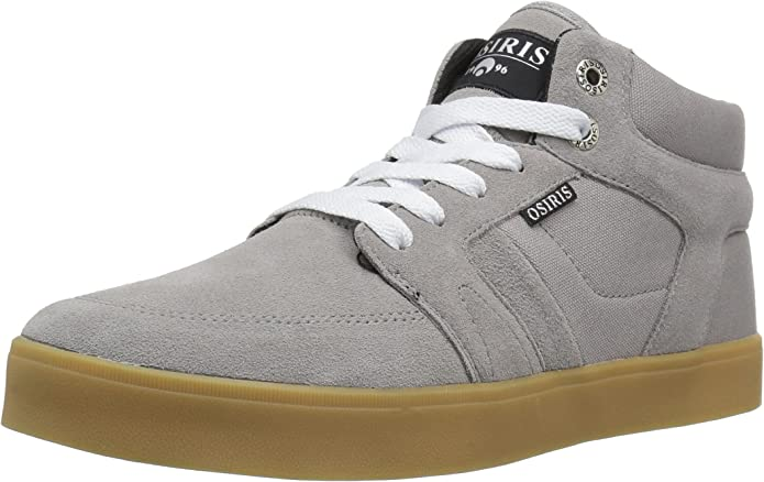 Osiris LOOT Black Black Charcoal Casual Skate Sneaker Discount 104 Men/'s Shoes
