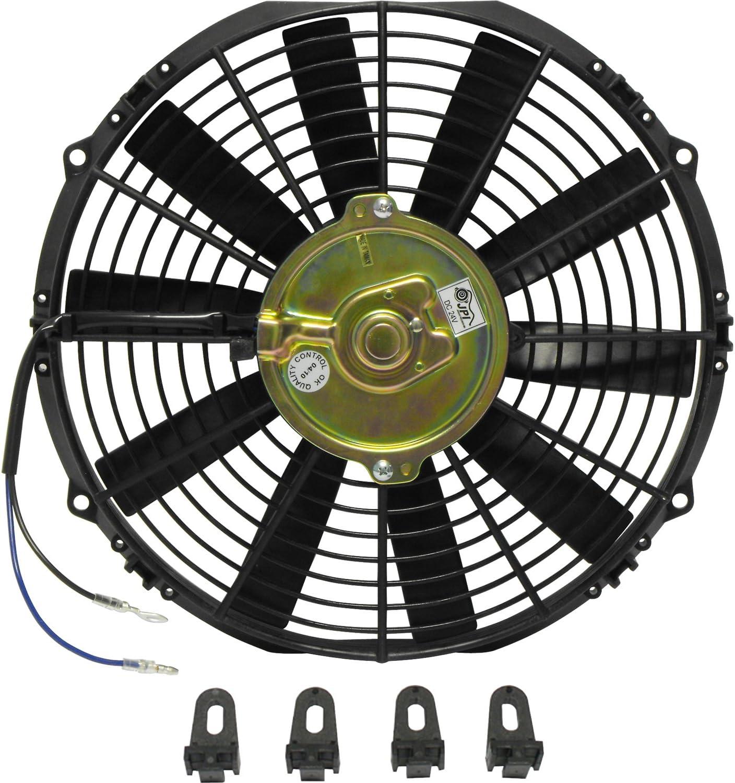 Universal Air Conditioner CF 0016MP-24V A//C Condenser Fan UAC