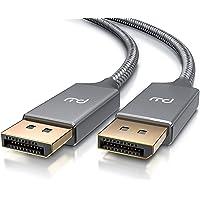 CSL-Computer 8k DisplayPort 1.4 kabel 3m - DisplayPort naar DisplayPort - DP 1.4 7680 x 4320 60Hz - 3840 x 2160 120Hz…