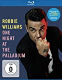 Robbie Williams - One Night at the Palladium [Blu-ray]