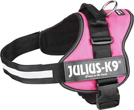 K9 Powerharness, Tamaño: 1, Colore: Rosa Oscuro: Amazon.es ...