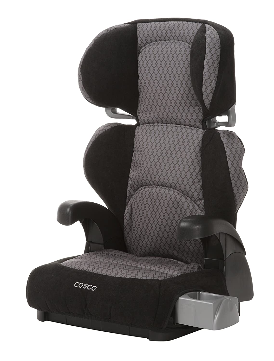 Cosco Pronto Belt Positioning Booster Seat-Linked Black Cosco Inc 22497CAUR