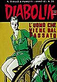 DIABOLIK (180): L'uomo che viene dal passato (Italian Edition)