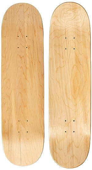 0a14db91979 Moose Blank Skateboard Deck: Amazon.co.uk: Sports & Outdoors