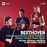 Beethoven: Complete Violin Sonatas, Cello Sonatas, Piano Trios, String