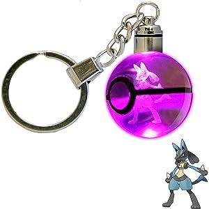 Amazon.com: Pokemon Proyector Luz Llavero Pokeball XY Tomy ...