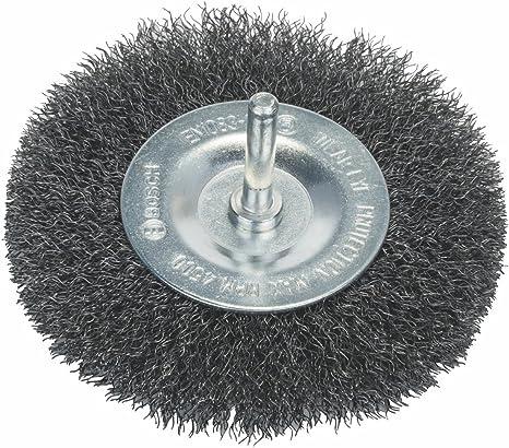 Silverline 357148 Roue /à fils en acier//inox 75 mm