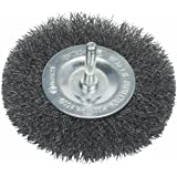 Bosch 1 609 200 274 - Cepillo de disco, 100 mm x 0,2 mm, pack de 1