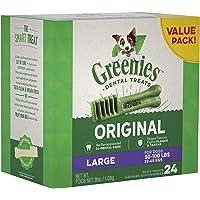 24-Count GREENIES Original Large Dog Natural Dental Treats Deals