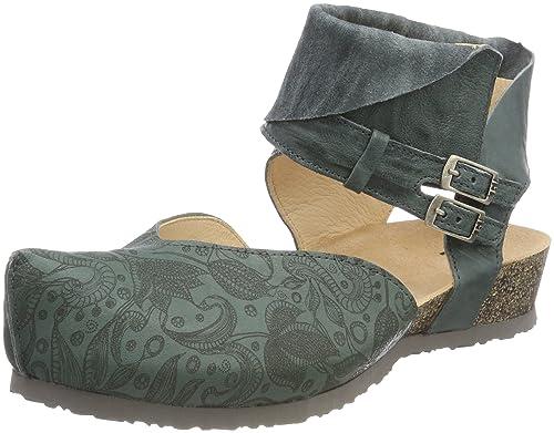 d2efda6ddecdd5 Think! Damen Kessy 282379 Geschlossene Sandalen  Amazon.de  Schuhe ...