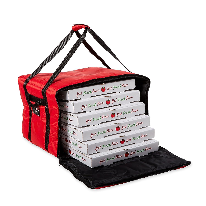Rubbermaid Professional – Grandes para pizza Bolsa de entrega de catering