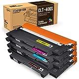 STAROVER Compatible Toner Cartridge Replacement for Samsung 406 406S CLT-K406S CLT-C406S CLT-M406S CLT-Y406S for Samsung…