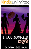 WESTERN: The Outnumbered Wife (BBW Menage Western Romance) (New Adult Contemporary Western Romance Menage BBW Short Stories Book 1)