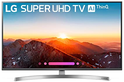Amazon.com: LG Electronics 49SK8000PUA - Televisor Smart LED ...