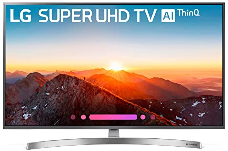 Amazon com: LG Electronics 49SK8000 49-Inch 4K Ultra HD Smart LED TV