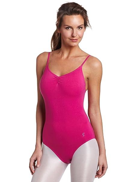 0258dc4d5 Amazon.com  Sansha Women s Shana Camisole Leotard  Clothing