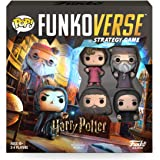 Funkoverse: Harry Potter 102 4-Pack Board Game