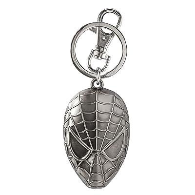 Monogram- Marvel Llavero Cabeza Spiderman, (68034): Juguetes y juegos