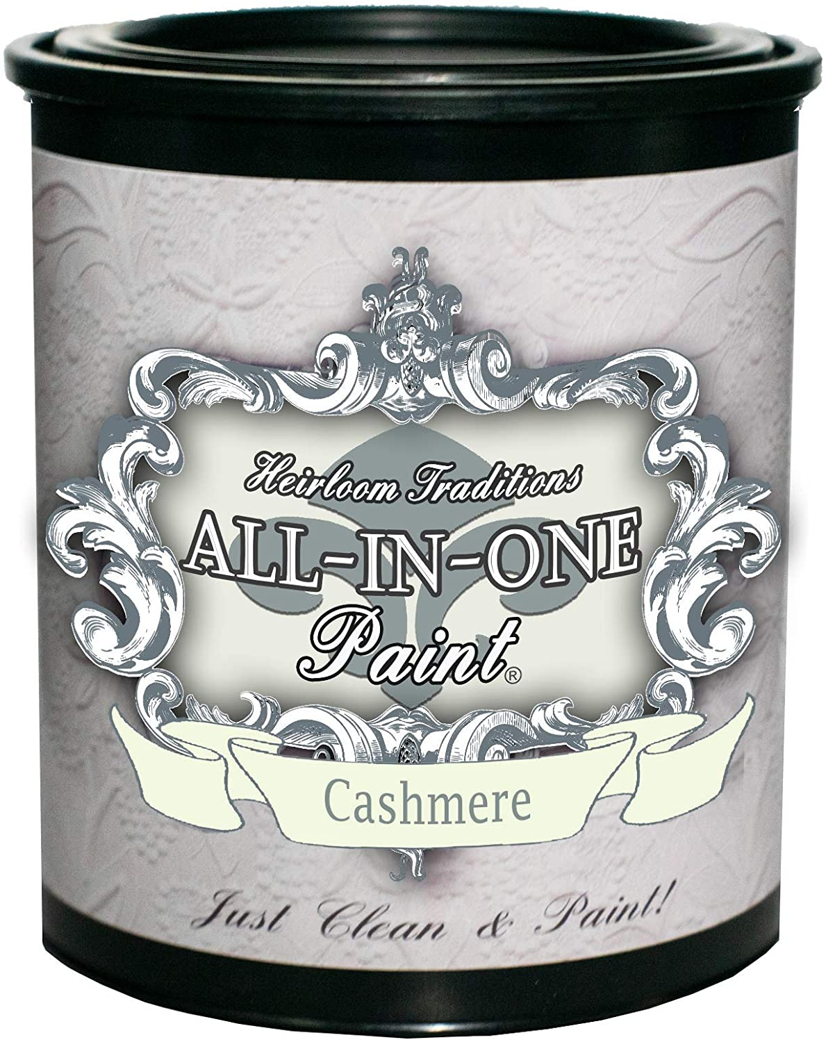 Cashmere, Heirloom Traditions All-in-ONE Paint for cabinets, Furniture and More, 32oz